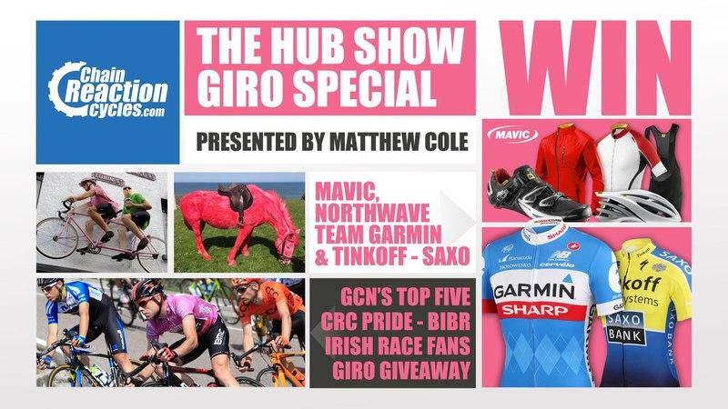 The Hub Show - Giro Special - Episode 13