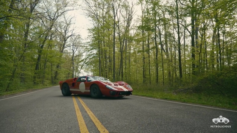 1966 Ford GT40 Continuation_ Building A Legend, The Right Way