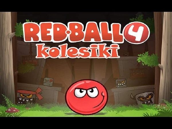 Открываем НОВЫЕ ШАРИКИ в игре RED BALL прохождение на РЕКОРД уровень Дремучий Лес