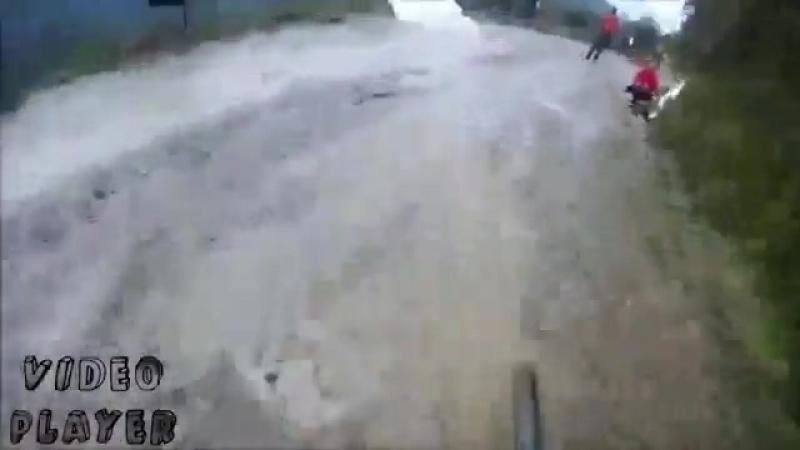 Сектор Газа!! Велосипед