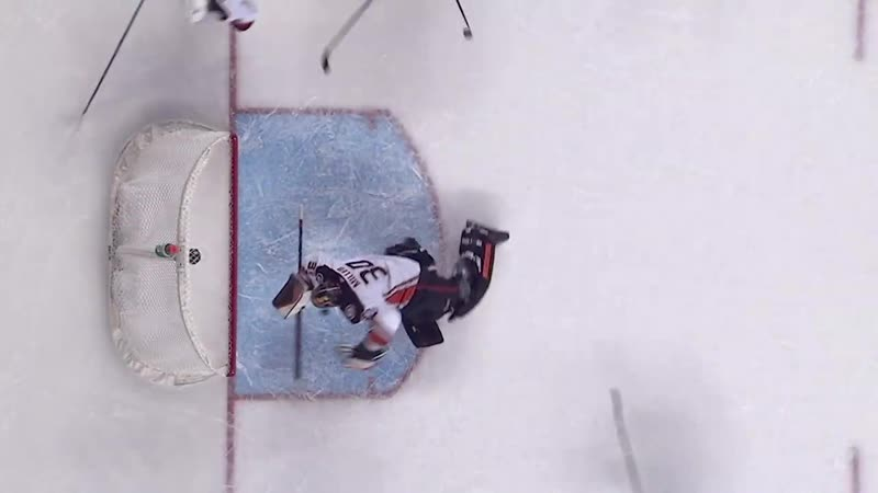 Ryan Miller sticks out paddle to absolutely rob Czarnik