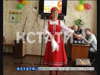 Конкурс красоты 60+ прошел в Краснобаковском районе