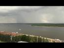 09.07.2018 Вид на Волгу с Верхне-Волжской набережной Нижнего Новгорода