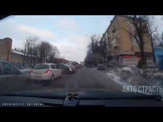 Новые Записи с Видеорегистратора за 25.02.2019
