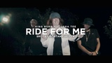 King Burr ft. Slugga Tee - Ride For Me (official music video) shot by @montanashotya
