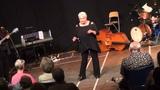 Rhythm Tap Dancer DIANNE WALKER and Singer TIM HARRISON perform
