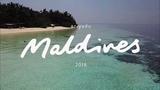 Eriyadu, Maldives 2018 Scuba diving Drone footage