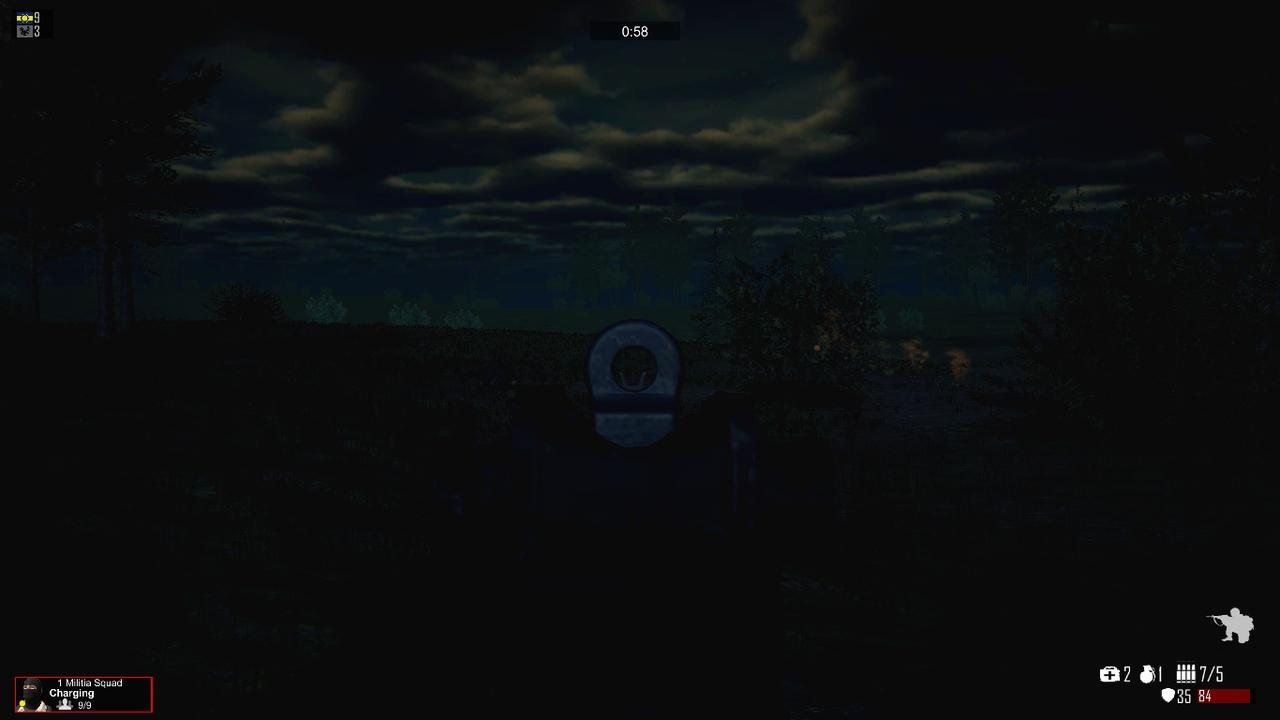 Ночной бой Freeman Guerrilla Warfare