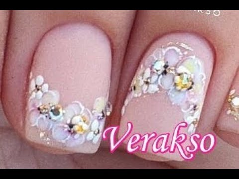 Nail Art Tutorial from Verakso✔Nail Art Designs for Beginners (BeautyIdeas Nail Art)