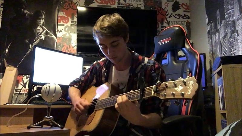 Spanish Sahara (Life Is Strange) Acoustic Guitar Cover