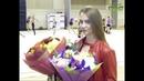 Гимнастка Ксения Полякова завоевала золото Чемпионата мира с травмой