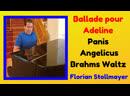 PIANO ROMANTICO Ballade pour Adeline, Panis Angelicus and Brahms Waltz