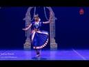 Sridevi Nrithyalaya - Bharatanatyam Dance - Sanjena Ramesh Arangetram