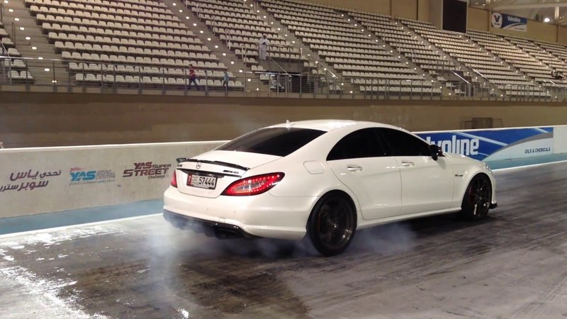 Mercedes Benz CLS 63 AMG PP-PERFORMANCE 850HP
