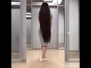 Танец волос от якутянки