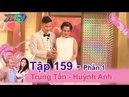 Hào hứng gặp gỡ cặp vợ chồng bước ra từ mai mối trên truyền hình | Trung Tấn - Huỳnh Anh | VCS 159