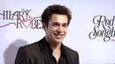 "Austin Mahone ""The Red Songbird Foundation"" Launch Red Carpet"