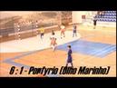 Fantástico golo de Porfyrio no encontro Olho Marinho - NSCP Pombal