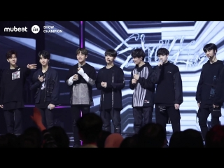 [VIDEO] 180502 Stray Kids - Mirror Pre-recording Scene