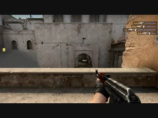 fast ace with ak47