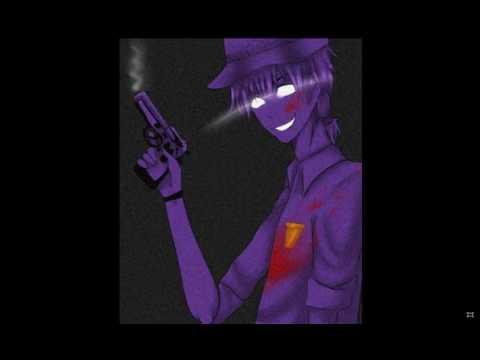 Фнаф фиолетовый парень