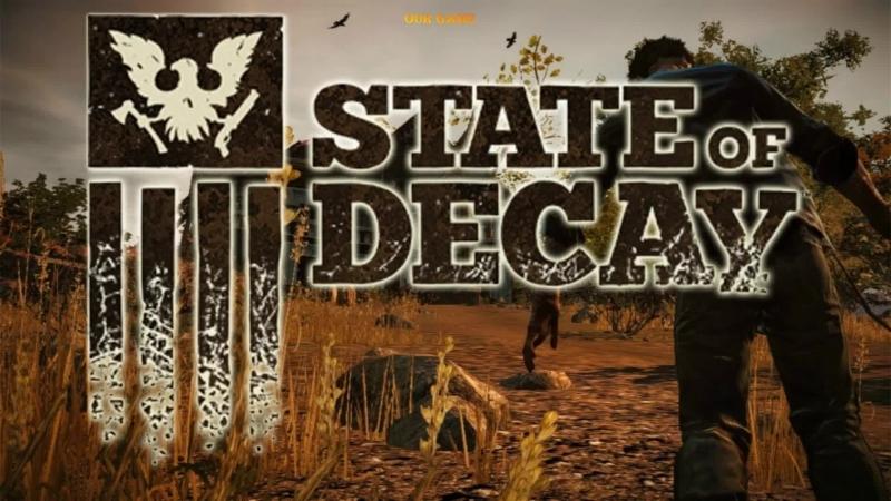 Стрим State of Decay 5.