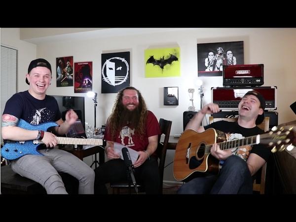 Suicide Silence - Doris (Acoustic Cover)
