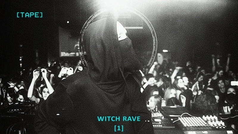 WITCH RAVE PLAYLIST 1 [TAPE] [Witch House]