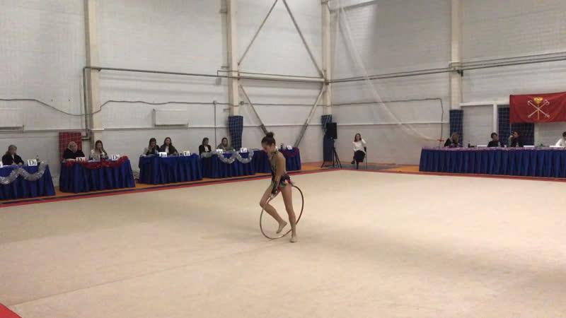 Квалификационные соревнования 02.12.18