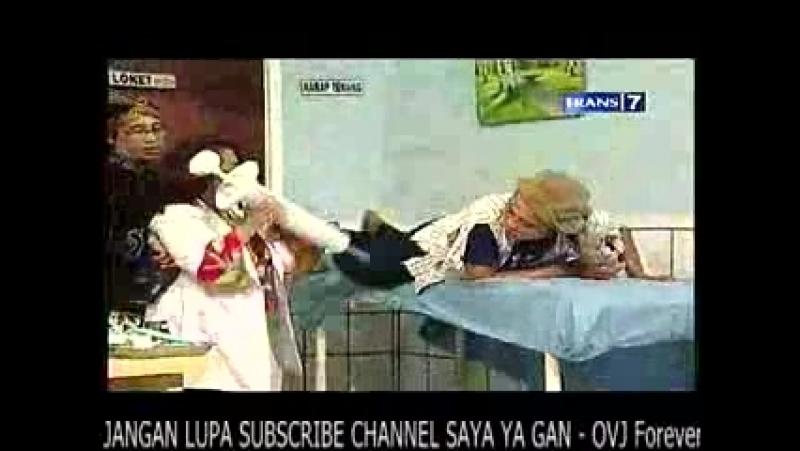 Opera Van Java (OVJ) - Episode Manusia 6000 Perak - Sabrina Kono dan Ibnu Jamil