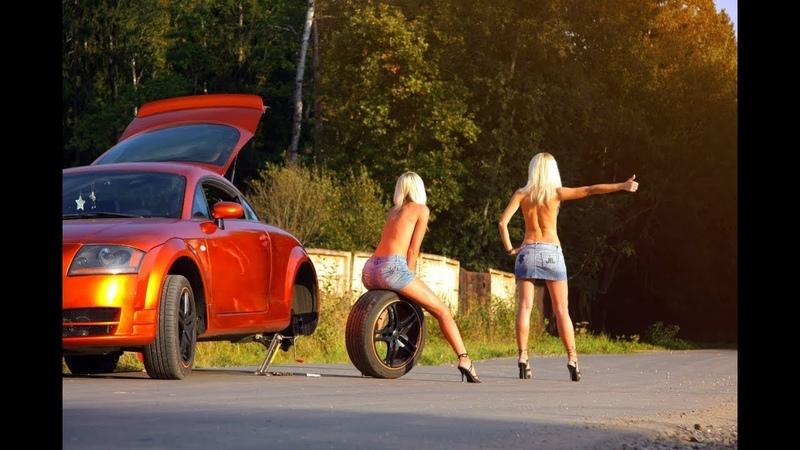 Авто приколы и быдло за рулем и на дорогах ДТП из за придурков и тупых баб ВЫПУСК№3