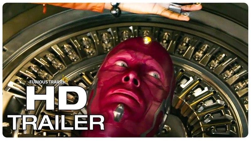 Новый фрагмент из фильма Мстители 3: Война Бесконечности!