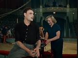 Песня «Сегодня девчонка сказала» - из кф «Укротительница тигров», 1954 год.