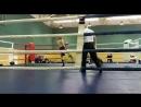 Чемпионат Самарской области по кик боксингу, 1 бой , 1 раунд, я синий