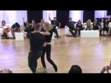 Jack Jill ORama 2018 Strictly Swing A 1st Place - Thibault Ramirez Victoria Henk