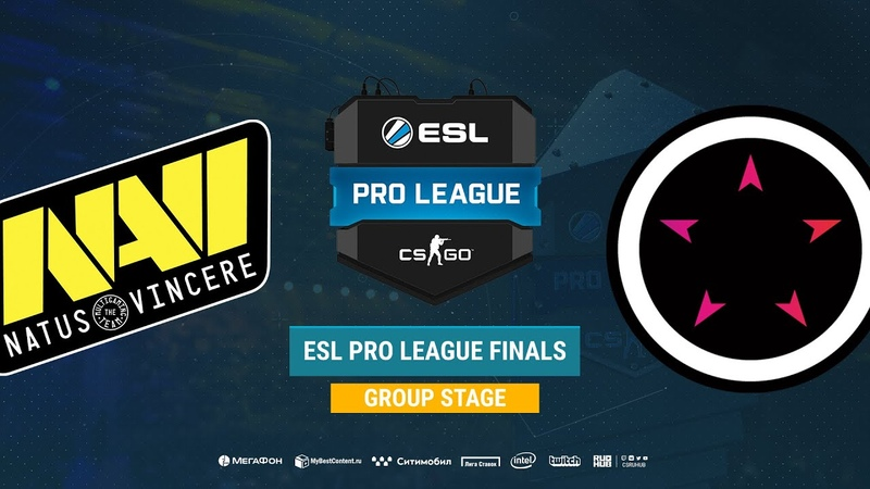 Na`Vi vs ORDER ESL Pro League S8 Finals bo1 de mirage TheCraggy SSW