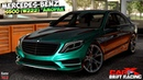 CarX Drift Racing ПК Мод — Mercedes-Benz S500 W222 АМОРАЛ Сани Булкина
