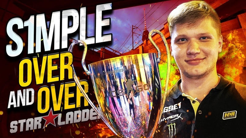 S1MPLE OVER AND OVER (MVP StarSeries S5 MOVIE)