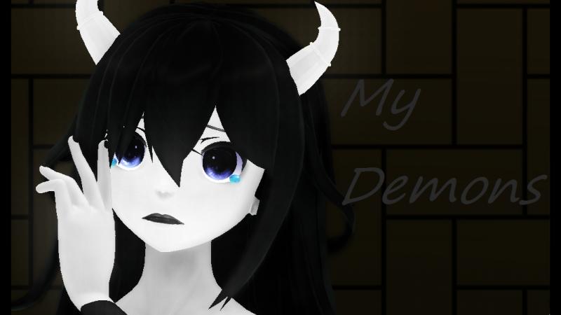 [MMD] Alice Angel - My Demons
