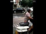 Этот скутер не конфискует никто