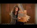 Catalina Vicens - Medieval Portative Organ / Rondeau - C. Cooman, 2014