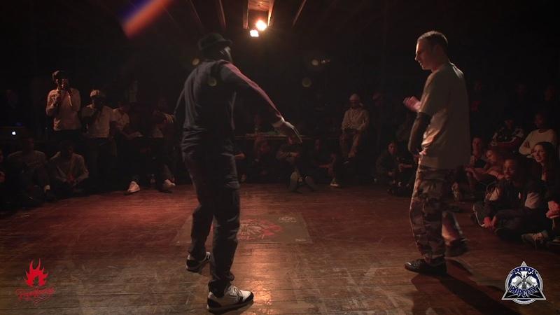 Popcity UK Vol.4 Popping Semi Final Marvel vs Ty Ler   Danceproject.info