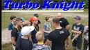Turbo Knight Русич Стиль Соревнования BMX Палаточный фестиваль НАЧАЛО