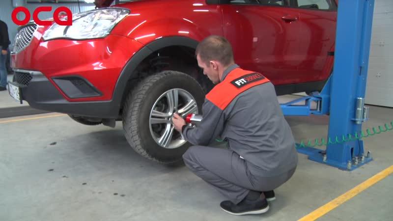 Федеральная сеть FIT SERVICE: в Ачинске открылся первый автосервис