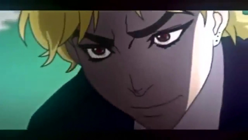 Anime vine (Jojo's Bizarre Adventure)