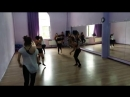 Тренировка Contemp Школа танцев Alexis