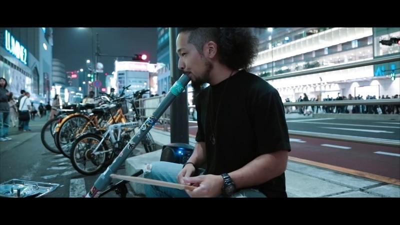 Amazing Dubstep Bucket Drumming Street Musician