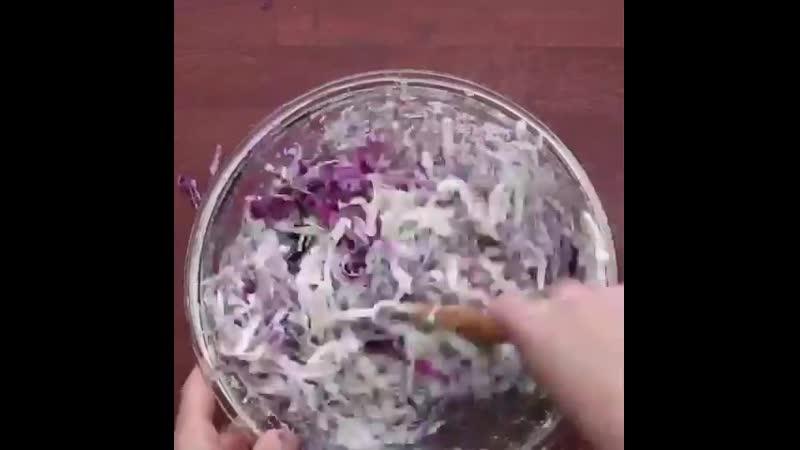 Креветки гриль с белым соусом