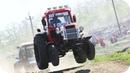Гонки на тракторах 2018 Лучшие моменты