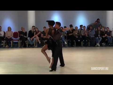 Giacomo Lazzarini - Roberta Benedetti, BIH, Final Solo Rumba